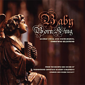 Baby, Born King CD