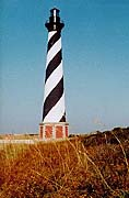 Cape Hatteras Lighthouse, Buxton NC